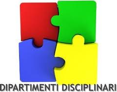 Dipartimenti disciplinari